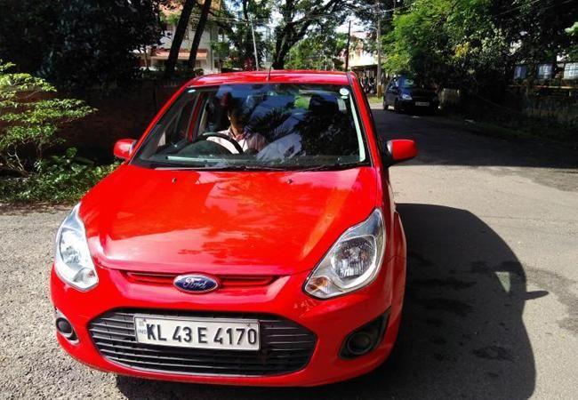 Ford Figo Diesel Lxi 2013 Kerala Classify Diesel Ford Used