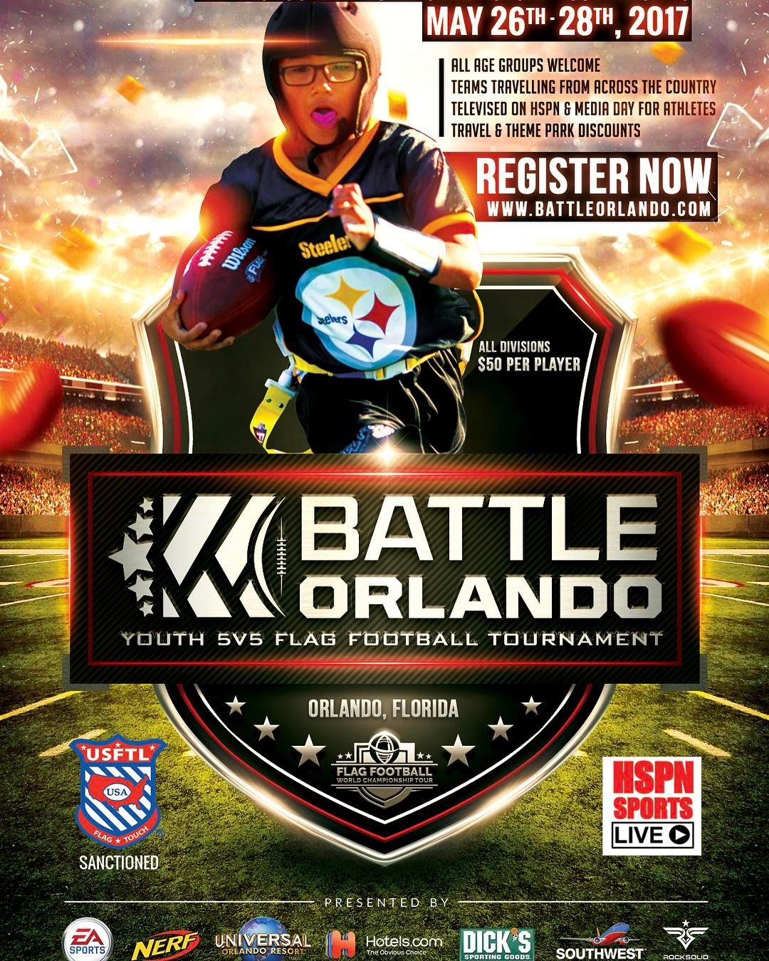 Huge youth tournament coming up in may make sure you sign