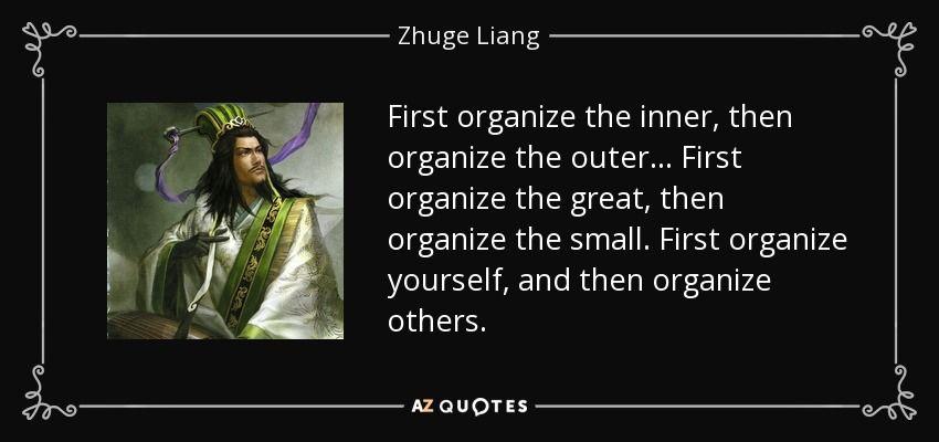 Image Result For Zhuge Liang Quotes Contentment Quotes Quotes Quotes From Novels