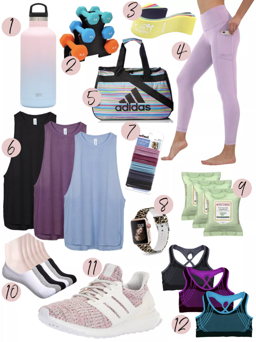 My MustHave Workout Gear from Amazon Prime Workout gear