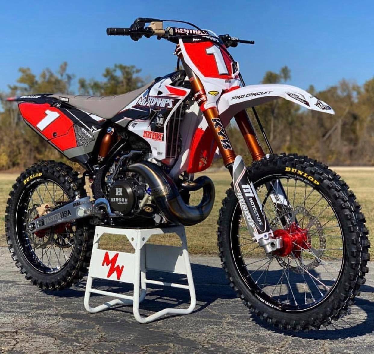 Dirt Bike Motowhips Project Yz250 Motorcross Bike Cool Dirt