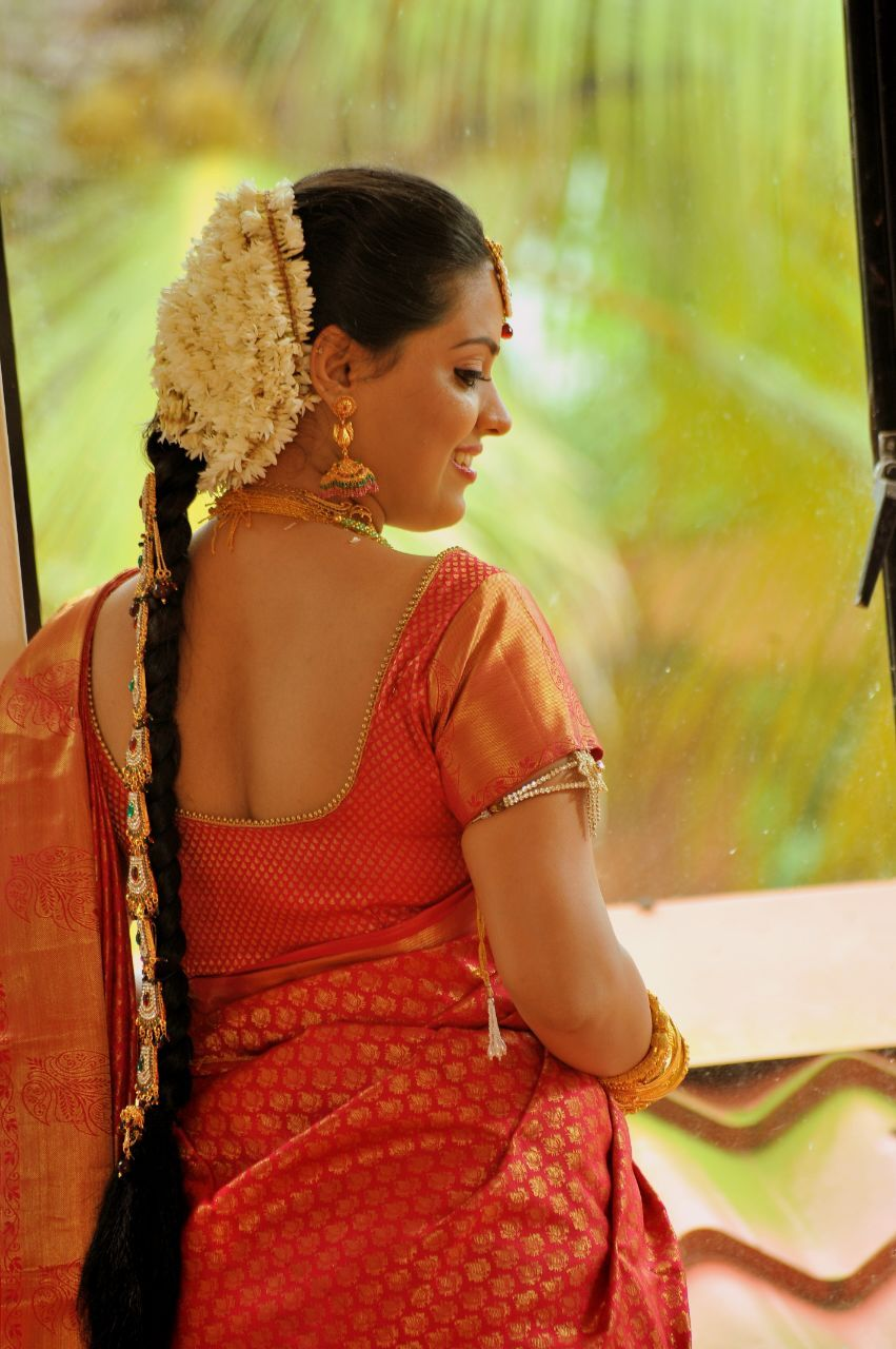 Hair Stylist Kerala, Bridal Hair Style, Wedding Hair