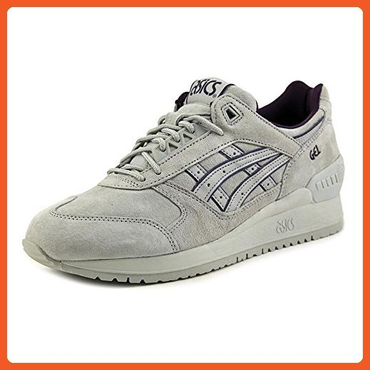 asics grey sneakers unisex
