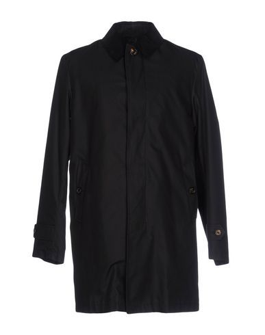 SEALUP Men's Overcoat Black 40 suit