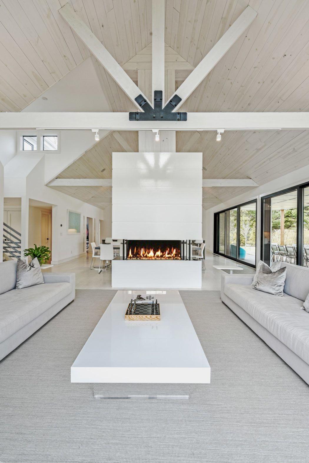White u other colors dream house in pinterest modern barn