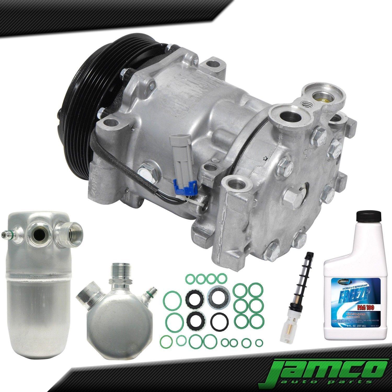 New AC Compressor Kit A/C for Chevrolet C1500 C2500 K1500 K2500