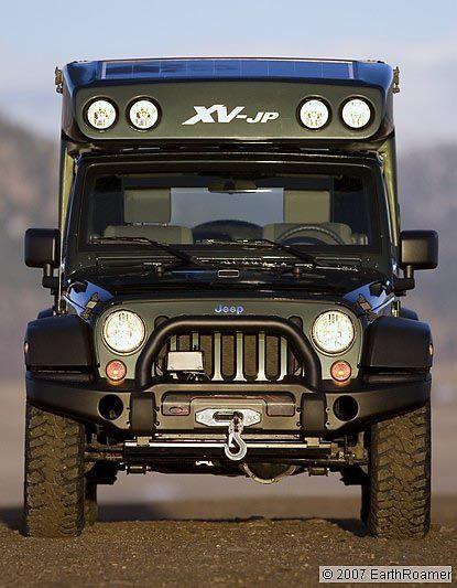 EarthRoamer XV-JP, Jeep JK Rubicon Xpedition Vehicle
