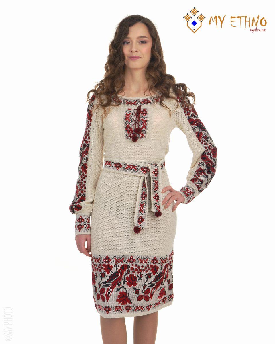 Купити в язане плаття українського виробника  40355f6c841b6