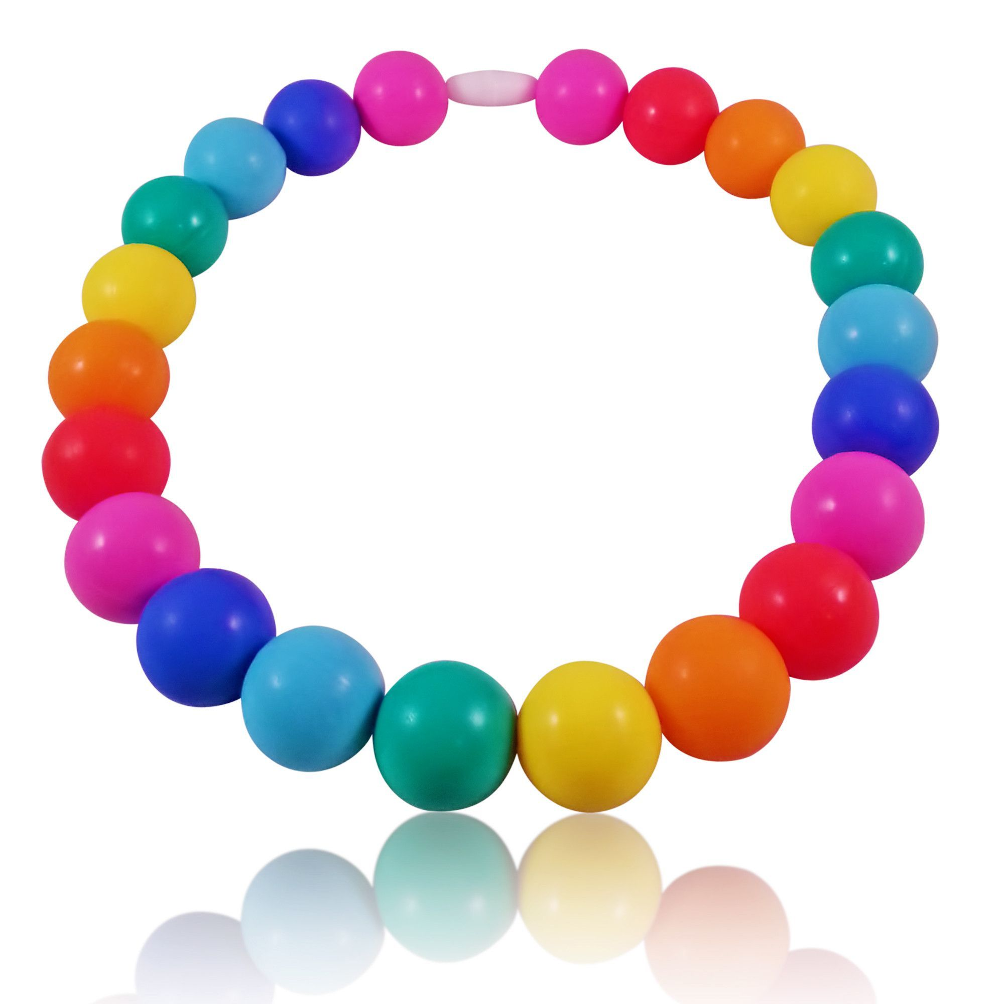 Jubilee Baby Teething Necklace for children to wear
