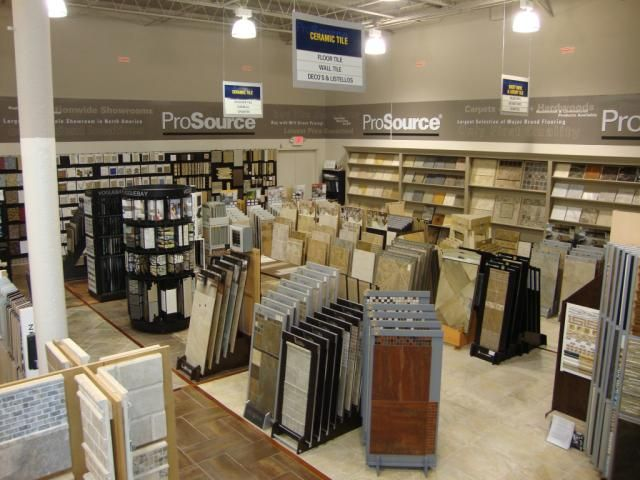Voted one of atlanta 39 s nicest designer tile showrooms for Showroom flooring ideas