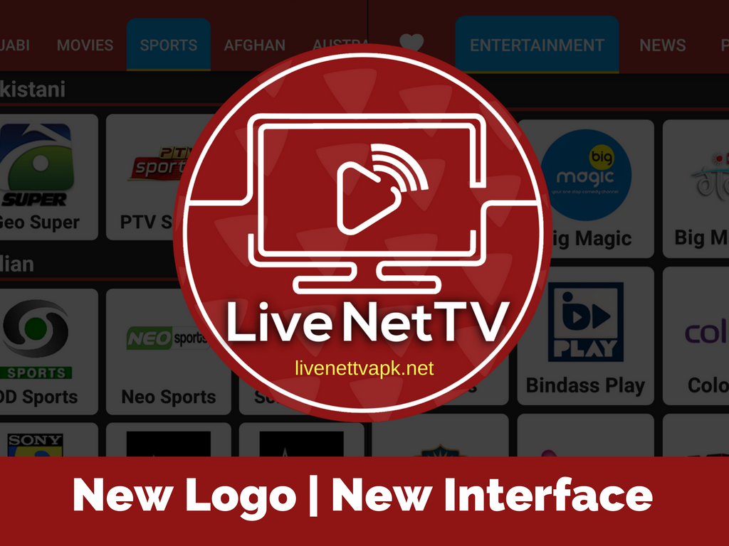 Live NetTV Apk Download Live NetTV Andrroid App Latest