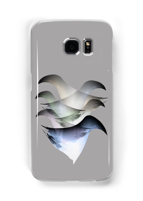 Graphic design of birds for poster or decoration and cards • Also buy this artwork on phone cases, apparel, stickers, and more.
