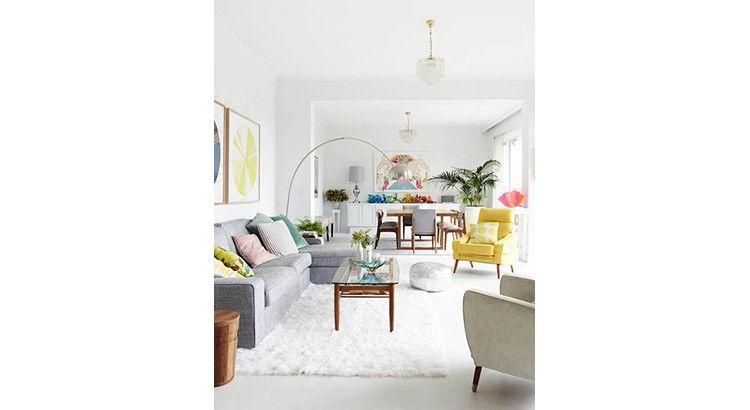Choisir la bonne couleur dans la bonne pièce ce nest pas chose facile