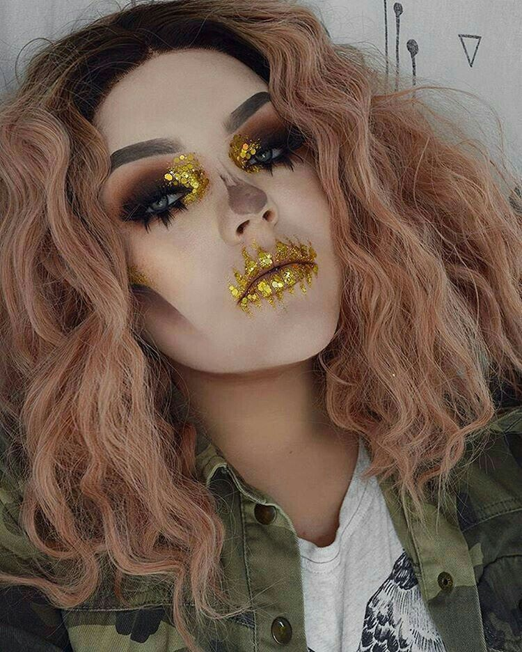 Pin by ♡maddy♡ on special effects makeup ♡ Pinterest Makeup - halloween horror makeup ideas