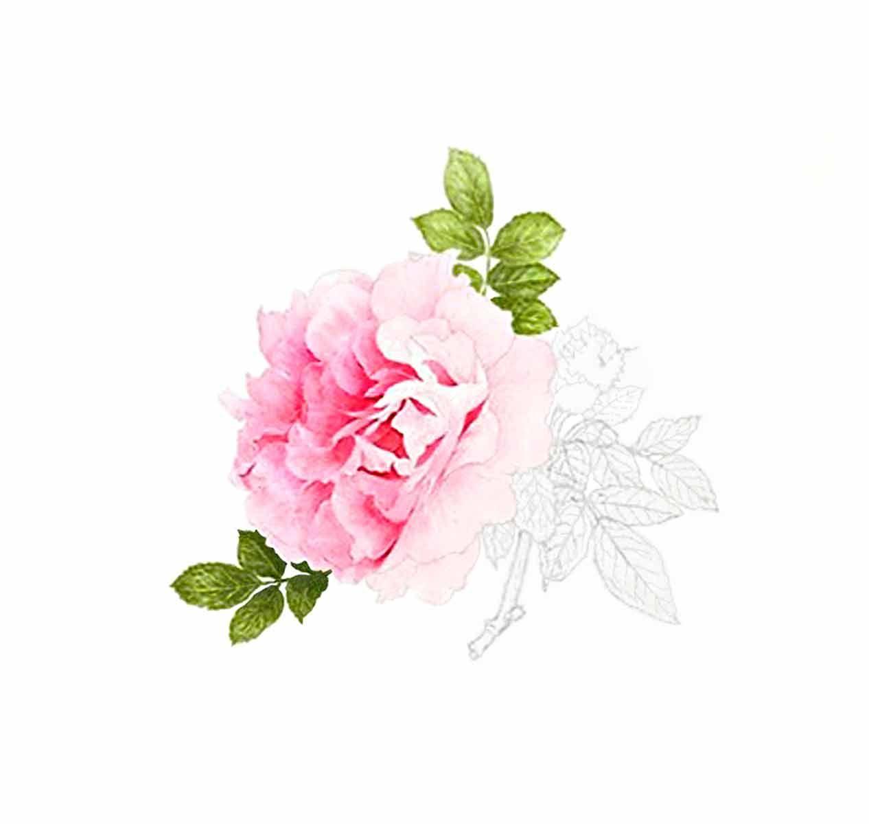 Epingle Par Huyenkhanhnguyen Sur Hinh Vui Aquarelle Fleurs