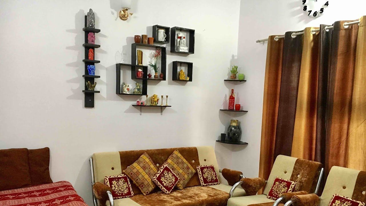 Interior Design Ideas For Small House Apartment In Indian Style By Creative Ideas Small House Interior Design Small House Interior Apartment Interior Design