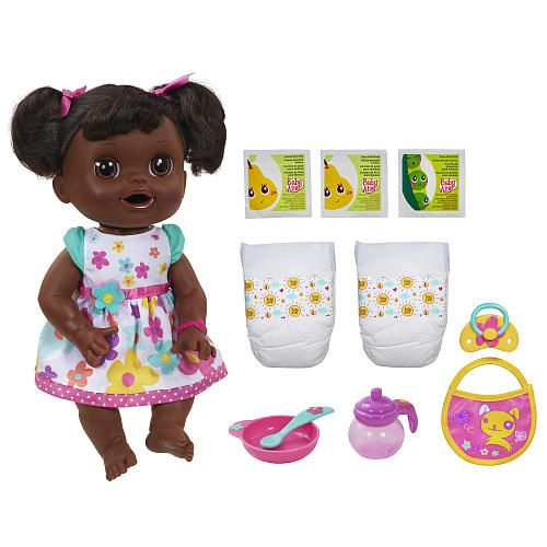 Baby Alive Learns To Potty American Baby Doll Baby Alive Dolls Fake Baby Dolls