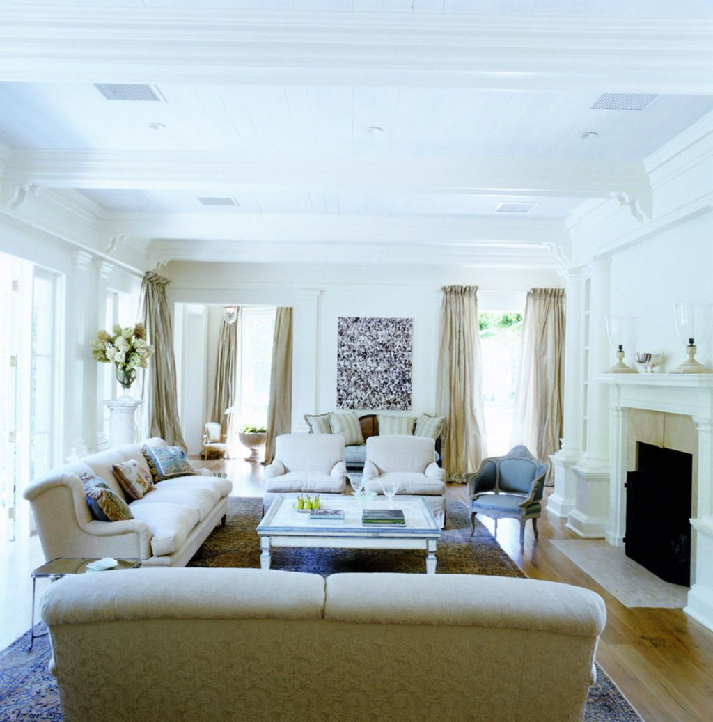 Large Living Room Designs: Decorating A Large Family Room - Google Search