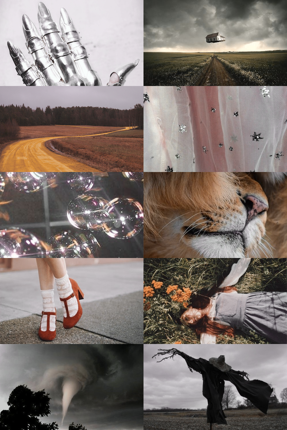The Wizard Of Oz Aesthetic In 2020 Dorthy Wizard Of Oz