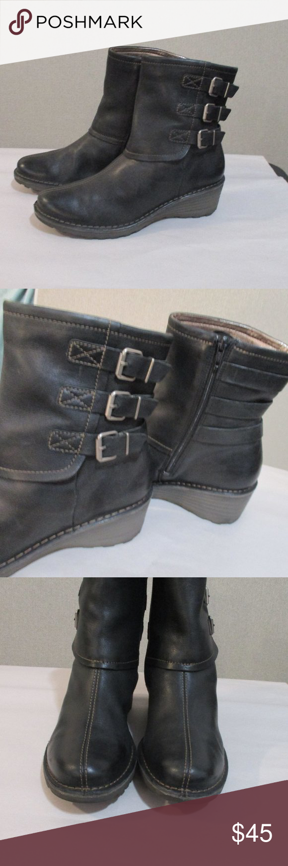 ecco boots size 41