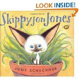 Skippyjon Jones. A great book for kindergarten through third graders. It would be a good book to reach Spanish speaking students, they will enjoy the fun language in the book.