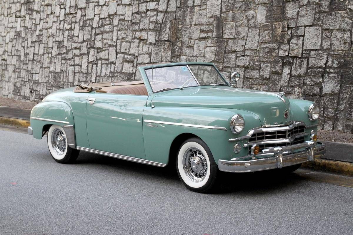 1949 Dodge Wayfarer Roadster for sale | Hemmings Motor News #cars ...