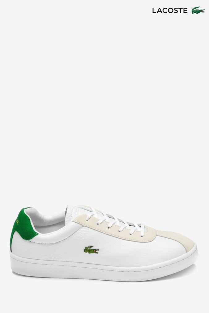 Mens Lacoste Masters 119 White and