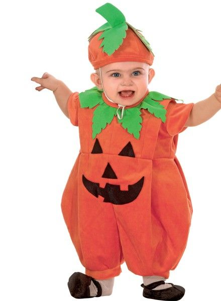 Baby Kostüm Kürbis Kleinkind Kostüm Orange Halloween Halloween