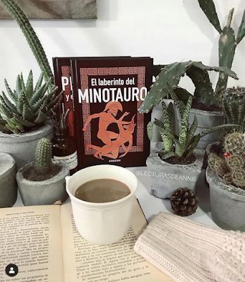 Ira Y Sacrificio El Laberinto Del Minotauro Bookstagram Inspiration Bookstagram Bookish