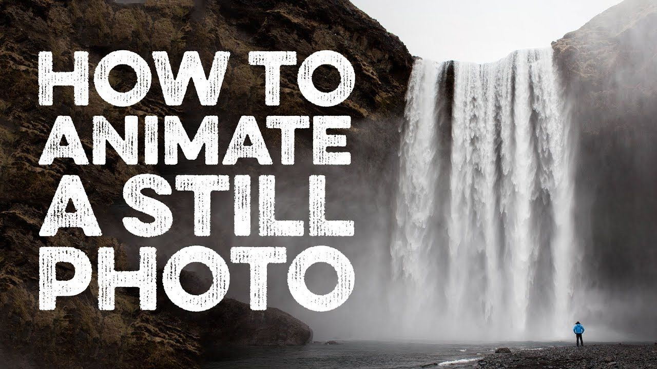 How to animate a still photo like a plotagraph in adobe photoshop learn how to animate a still photo like a plotagraph in adobe photoshop tutorials animation full hd graphic design hd photoshop tutorial video baditri Gallery