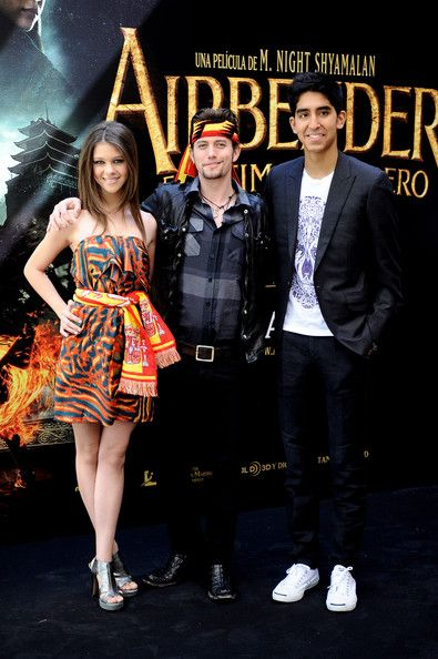'Airbender, el Ultimo Guerrero' Photocall in Madrid