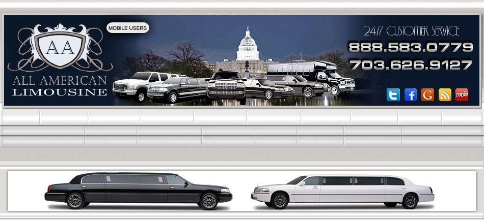 Limousine Service Washington Dulles Airport Car Service Bwi Iad