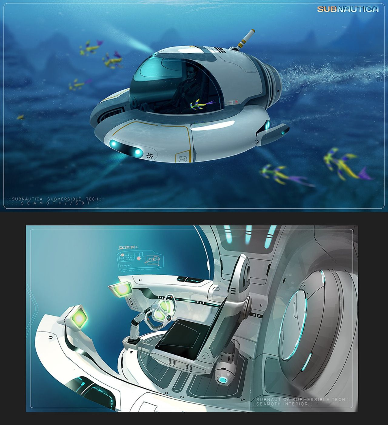 15+ Cyclops submarine ideas