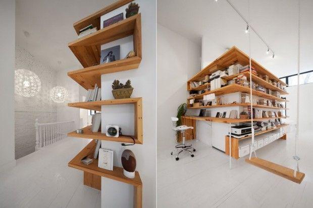 Résidence unifamiliale du Plateau Mont-Royal à Montréal - studio d'architecture L. McComber Itée