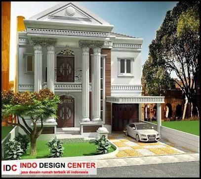 78 Gambar Rumah Modern Classic Terbaru