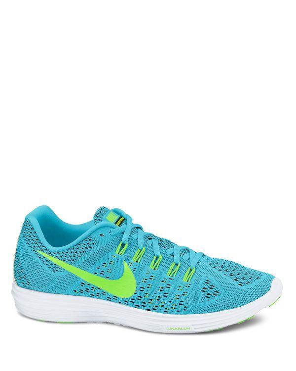 Nike Lace Up Sneakers - Women's Nike LunarTrainer