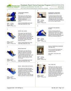 How To Treat Diastasis Recti Advice And Exercises To