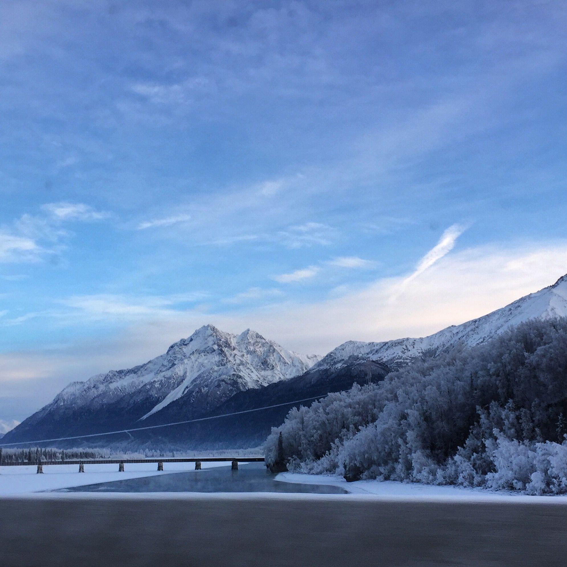 Pioneer Peak #alaska
