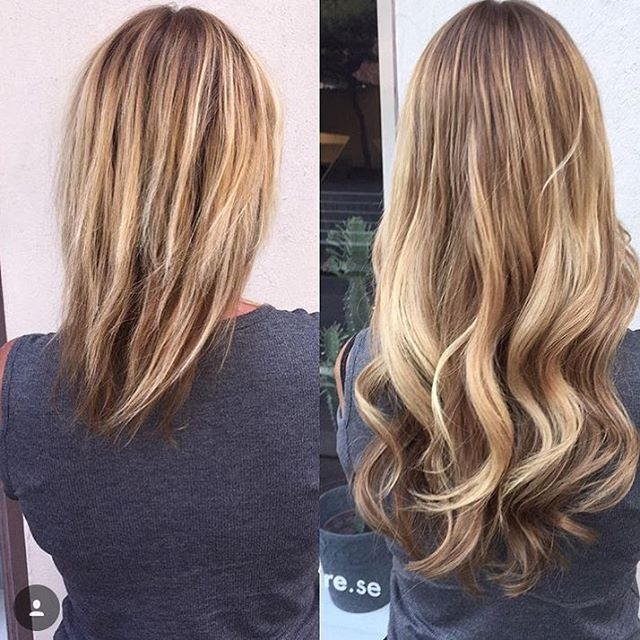 This Is Just Amazing So Natural Hairtalkextensions Hairtalk