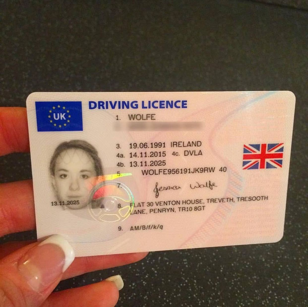 67b0e5f3df6ef466890f3574d1b4e8b4 - How To Get My Driving Licence Number Without My Licence