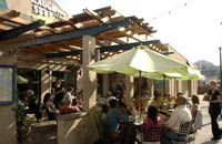 Dining al fresco is a way of life in Asheville. Eat fresh food while breathing fresh mountain air - it's a perfect combo.