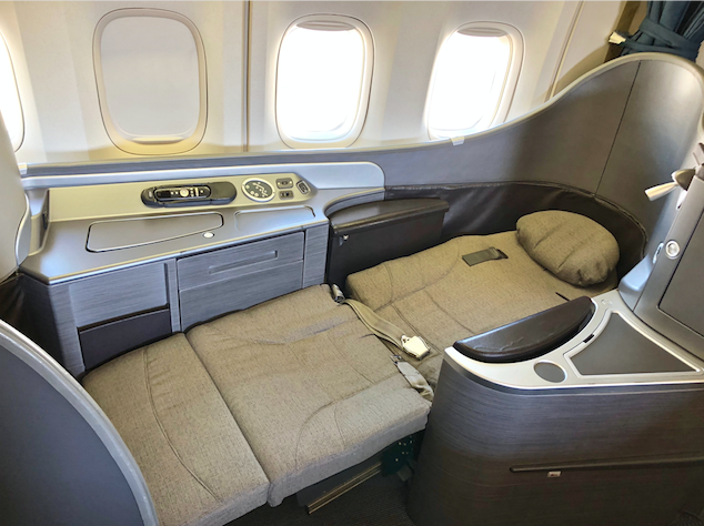 united first class seats