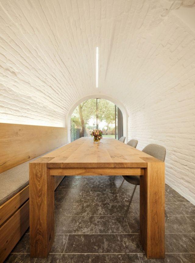 Architekten, Sitzgelegenheiten, Sitzbank, Einfamilienhaus, Esszimmer,  Tisch, Kaufen, Ideen, Modernes Haus Design
