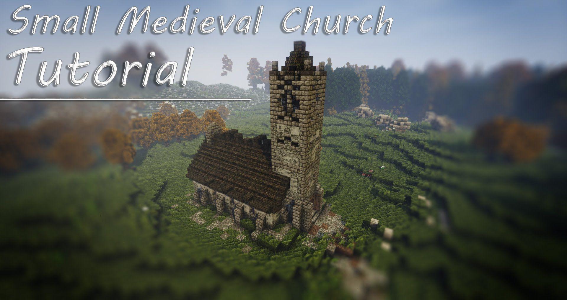 Minecraft Small Church