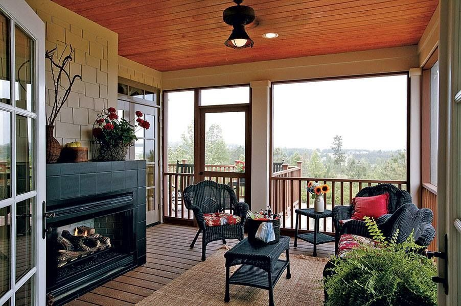 Porches And Decks