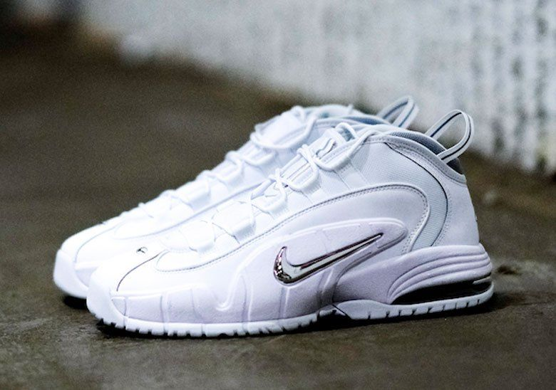 Nike Air Max Penny 1 Metallic Silver 685153-100 Release Info  89b8ec9d2