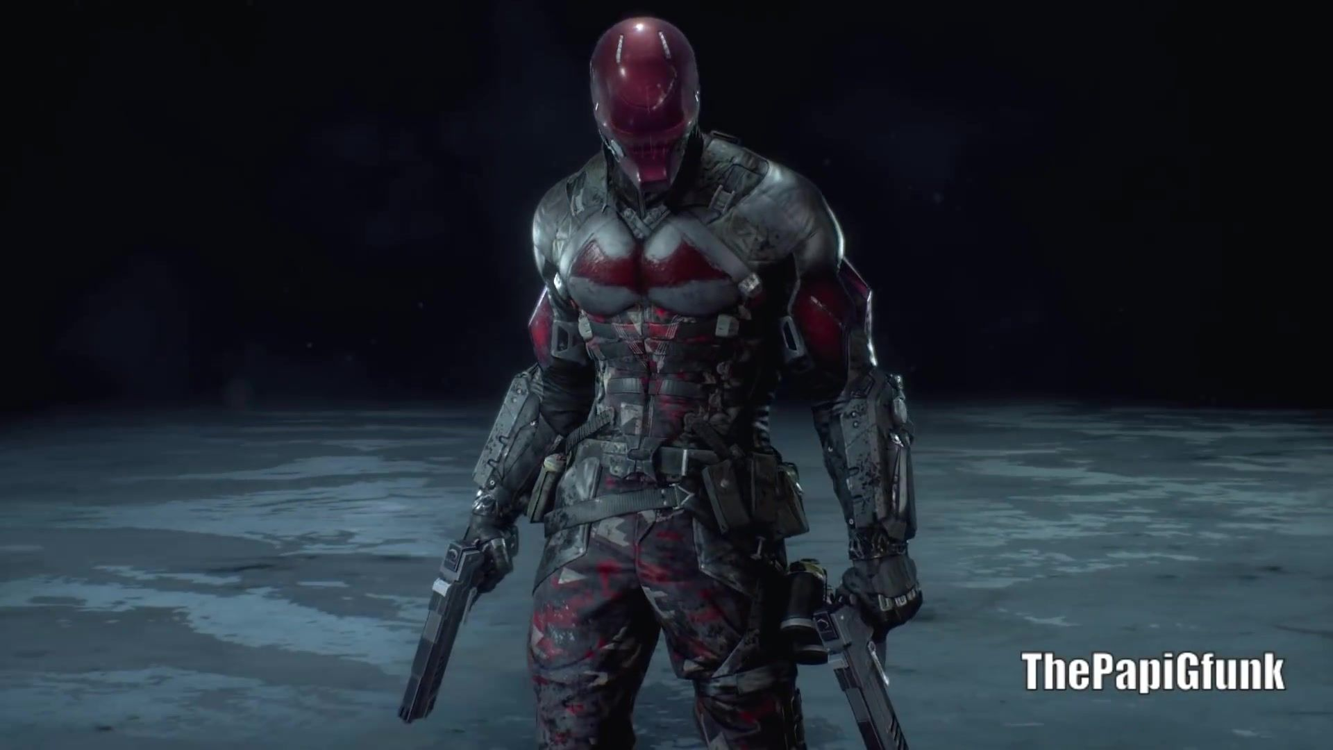 arkham knight red hood - Google Search | charecter ...