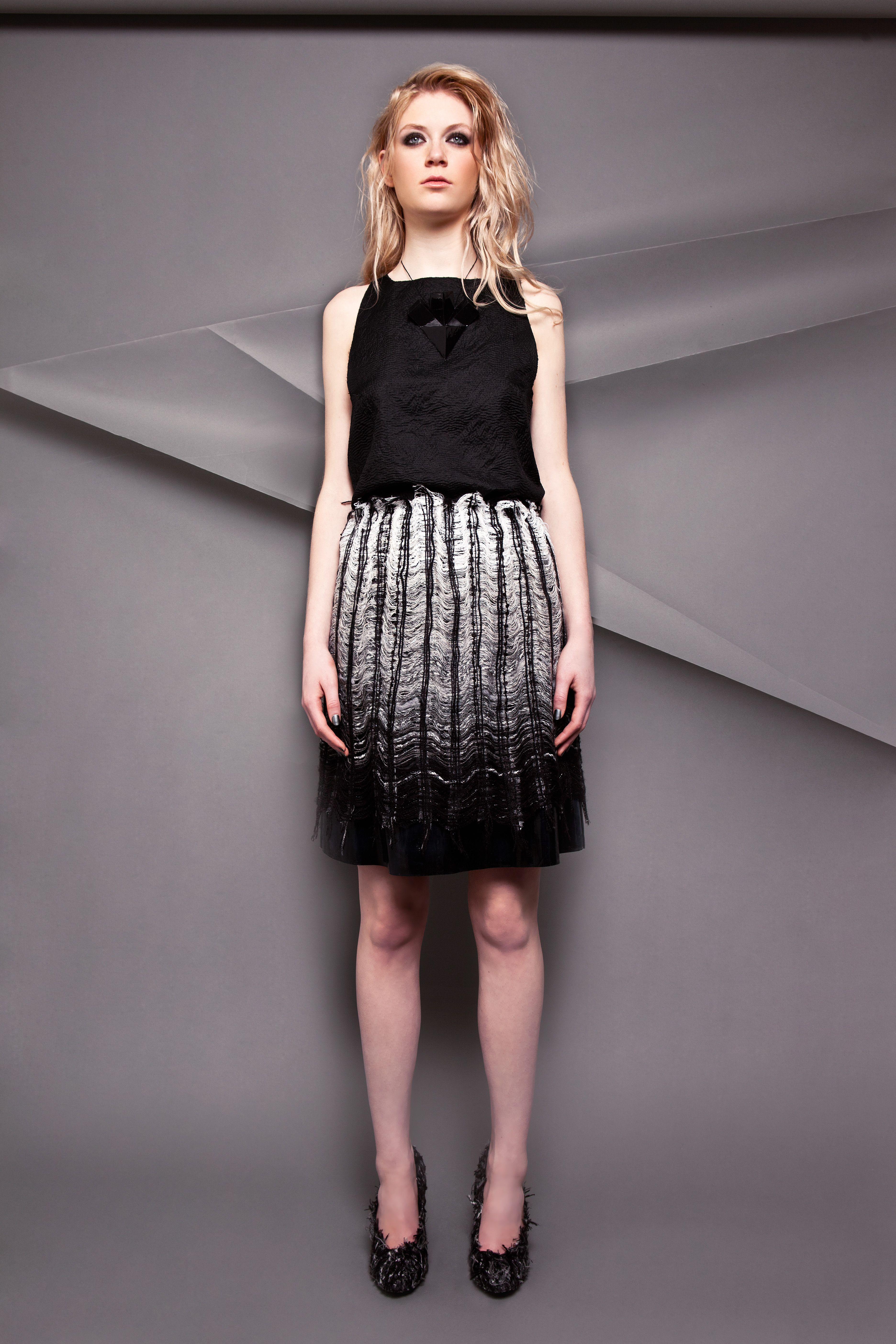 Hellen van Rees AW14 look 2 #AW14 #hellenvanrees #fashion