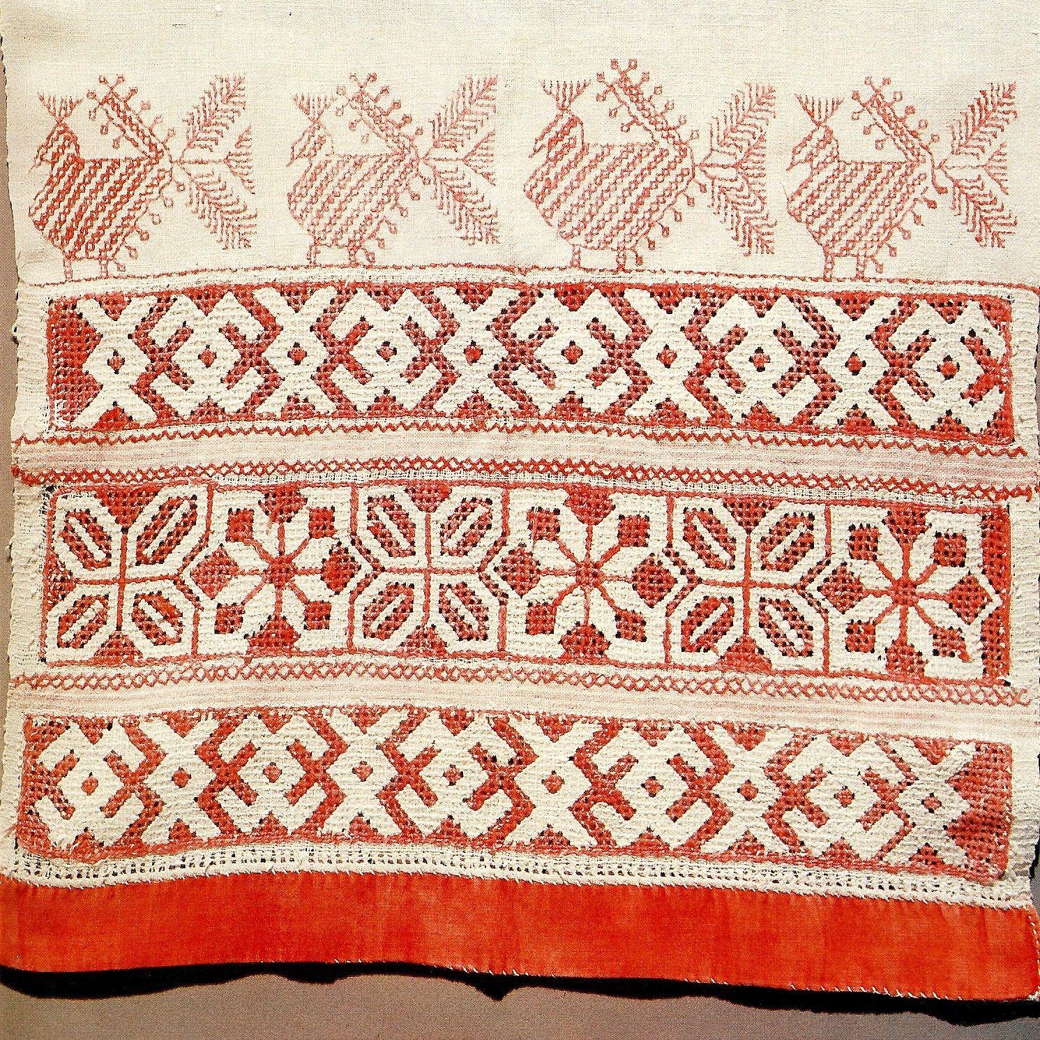 полотенце русское народное картинки как нарисовать какому типу