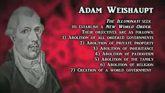 Image result for the goals of the Illuminati